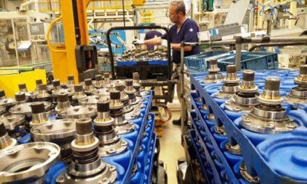 La producción de la industria pyme tuvo una leve mejora del 0,3%