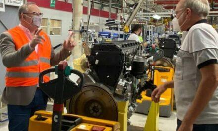 Córdoba trabaja en el fortalecimiento de la cadena de proveedores industriales locales