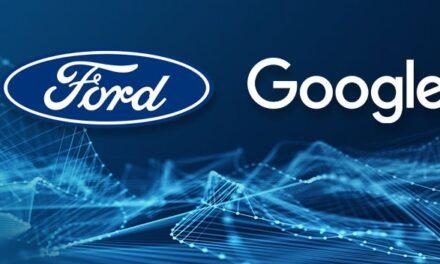 Avanza la alianza entre Ford y Google