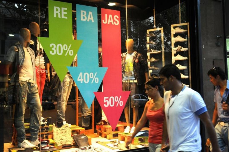 Las ventas minoritas pyme cayeron un 5,8% en enero comparado a 2020